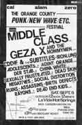 Cal Slam Zero Rock Fest, La Vida Hot Springs, 